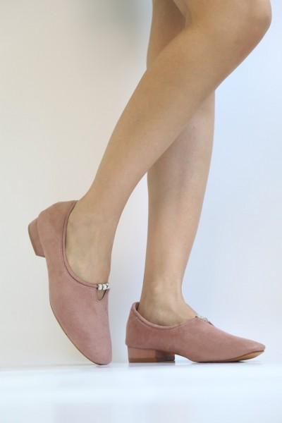Pantofi Casual Dama LE52 Pink Mei