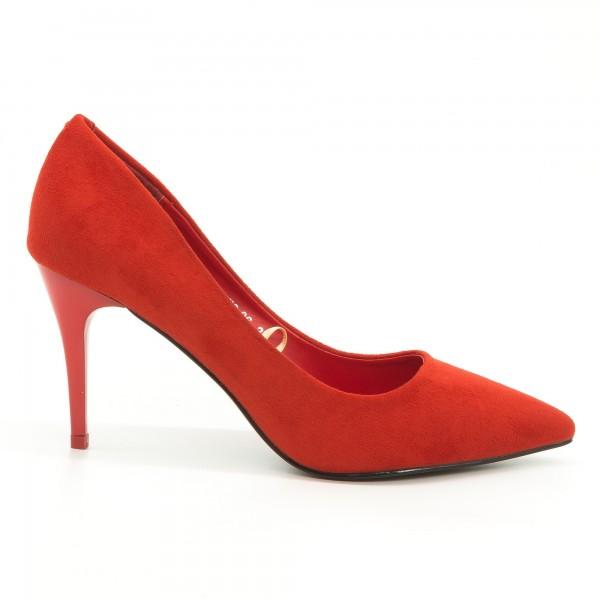 Pantofi cu Toc LLH8 Red Mei