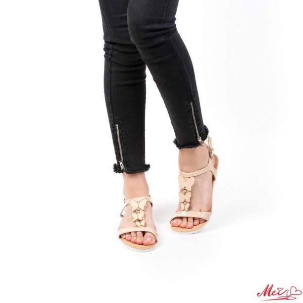 Sandale Dama LM109 Nude Mei