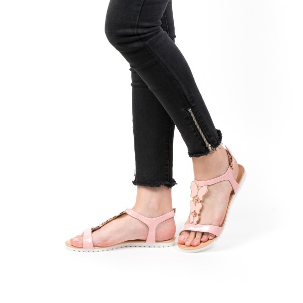 Sandale Dama LM109 Pink Mei