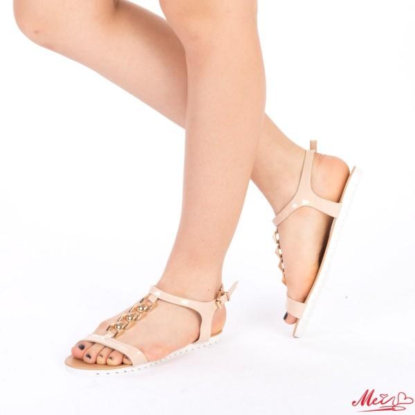 Sandale Dama LM112 Nude Mei