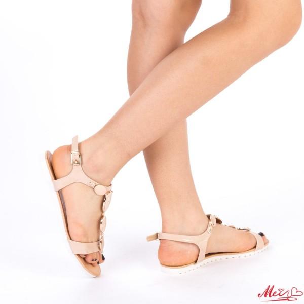 Sandale Dama LM121 Nude Mei