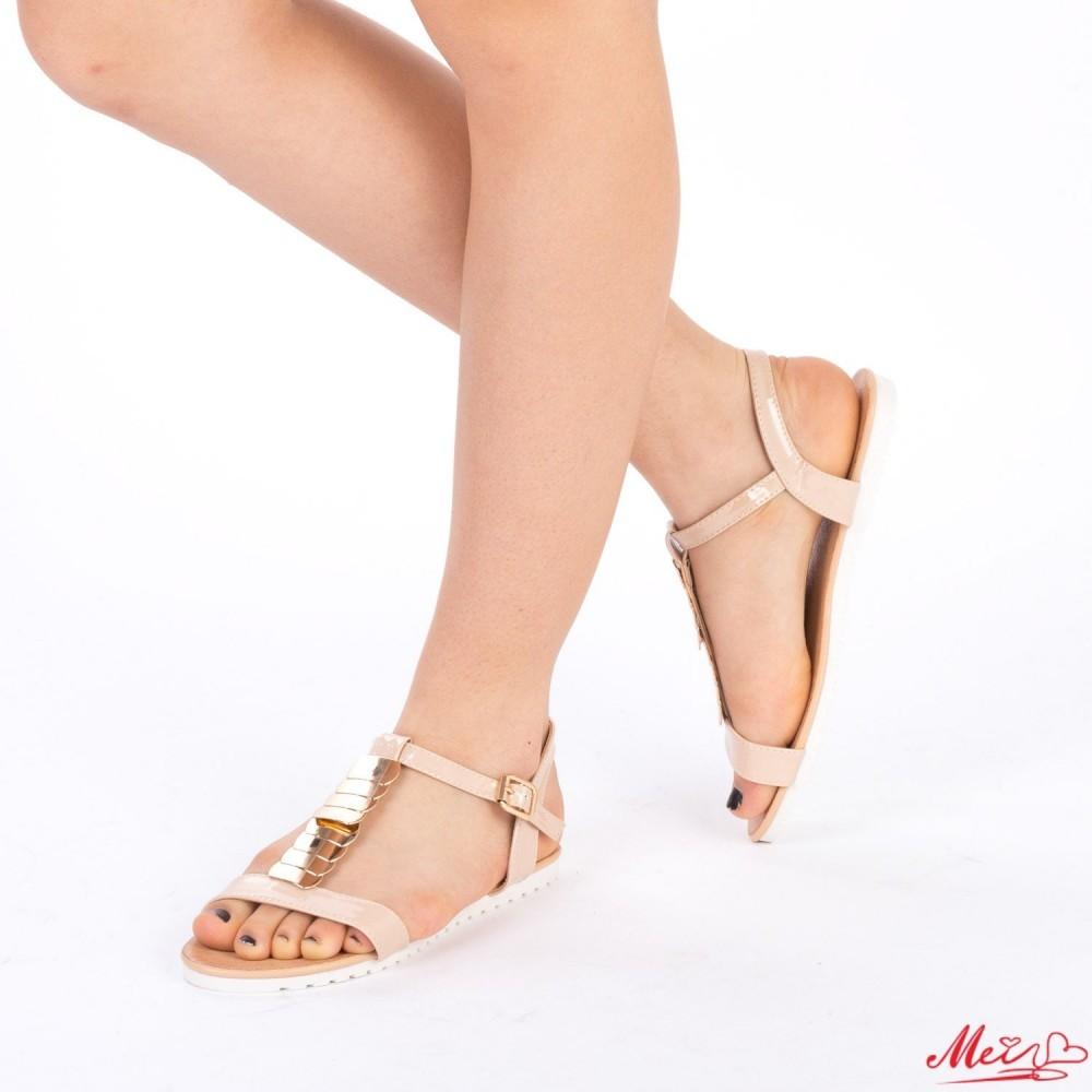 Sandale Dama LM122 Nude Mei