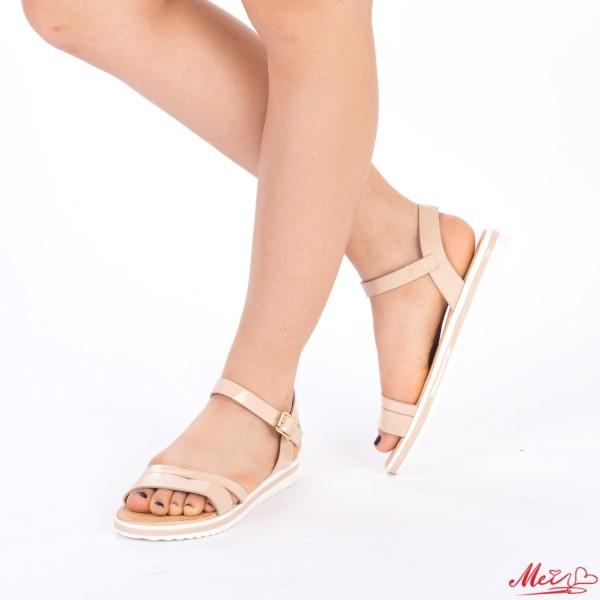 Sandale Dama LM128 Nude Mei