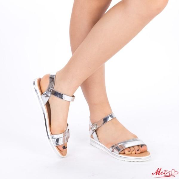Sandale Dama LM128 Silver Mei