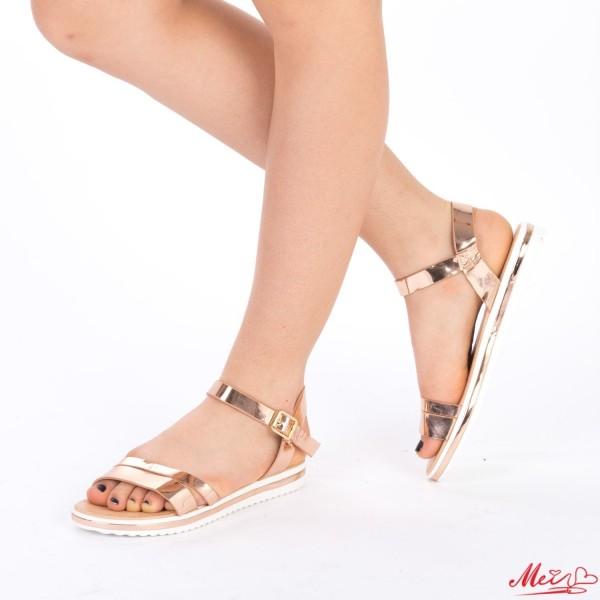 Sandale Dama LM128 Champagne Mei