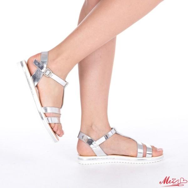 Sandale Dama LM139 Silver Mei