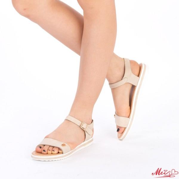 Sandale Dama LM150 Beige Mei