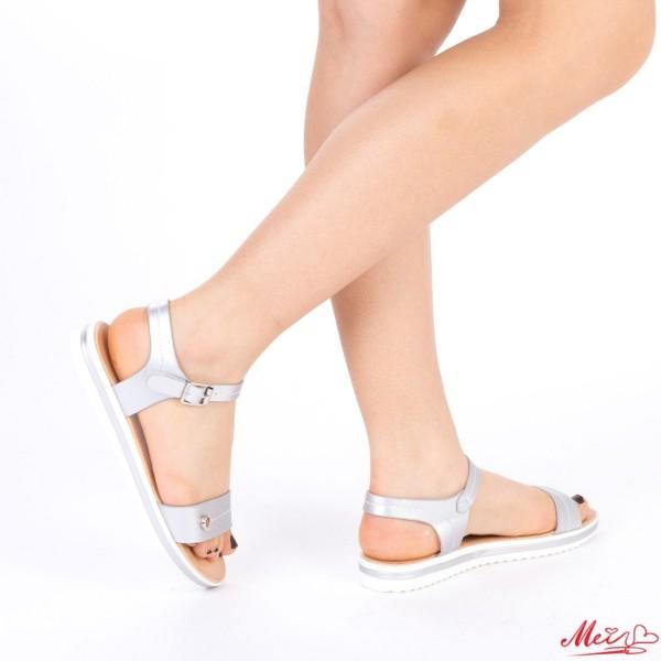 Sandale Dama LM150 Silver Mei