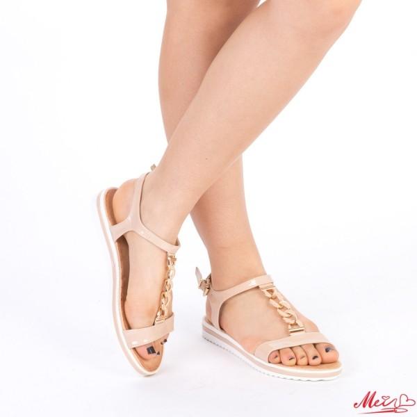 Sandale Dama LM159 Nude Mei
