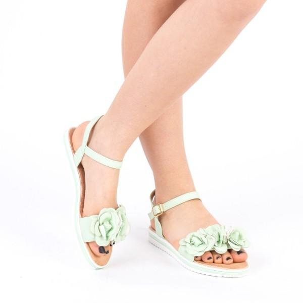 Sandale Dama LM170 Green Mei