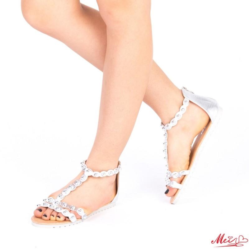 Sandale Dama LM212 Silver Mei