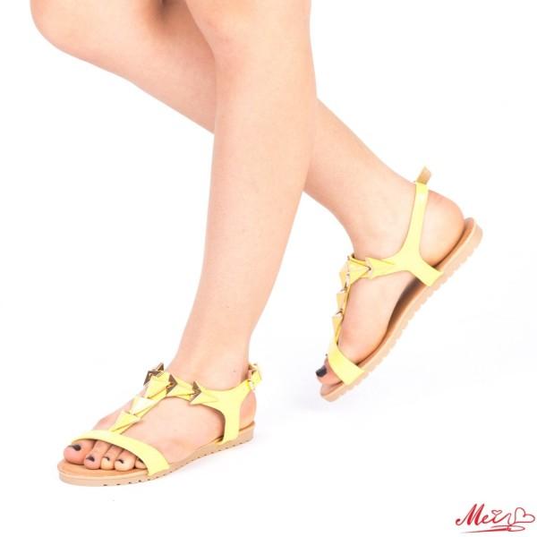Sandale Dama LM220 Yellow Mei