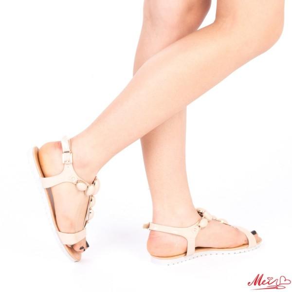 Sandale Dama LM221 Beige Mei