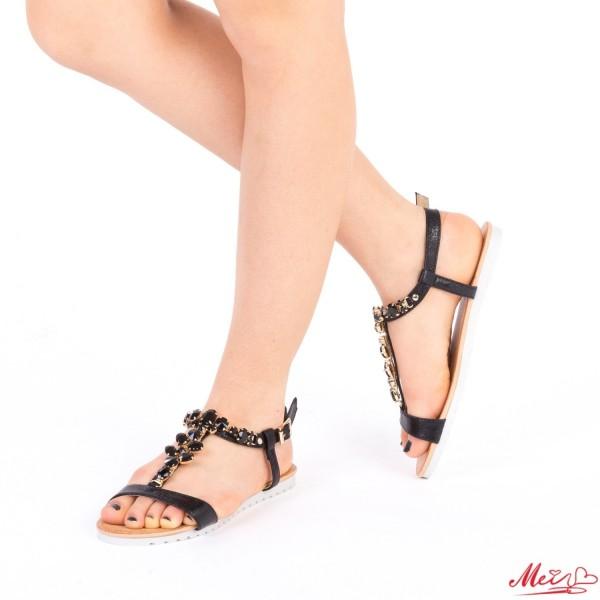 Sandale Dama LM222 Black Mei