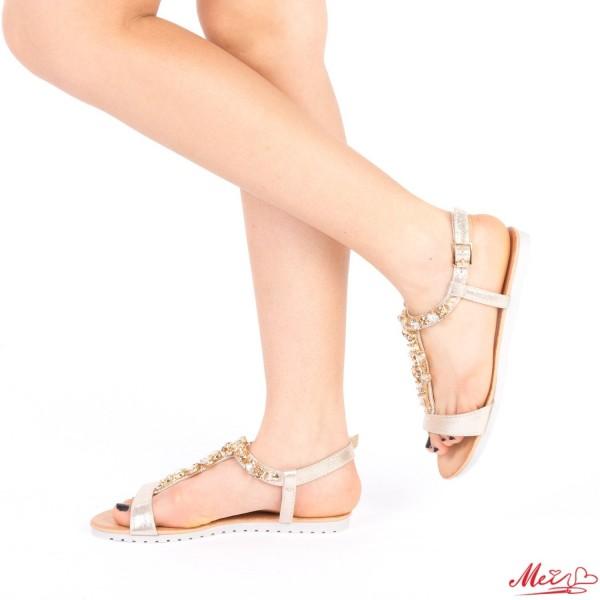 Sandale Dama LM222 Gold Mei