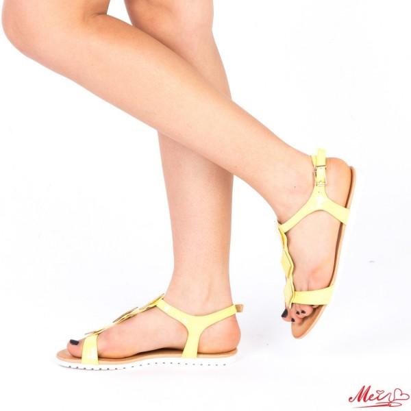 Sandale Dama LM223 Yellow Mei