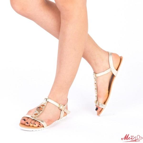 Sandale Dama LM228 Gold Mei