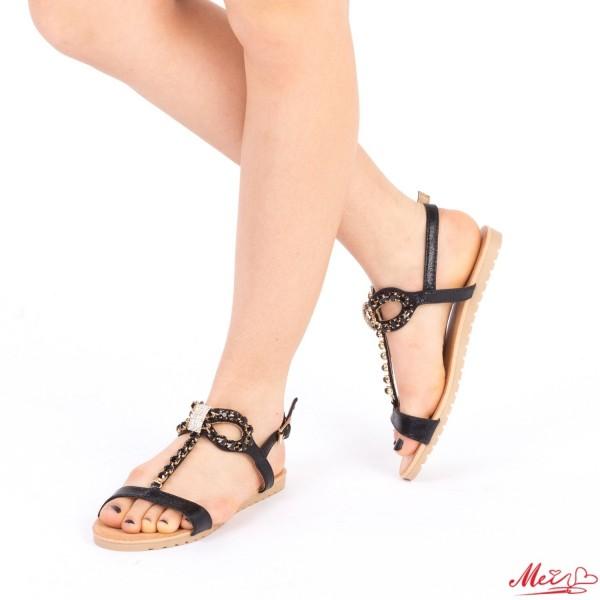 Sandale Dama LM230 Black Mei