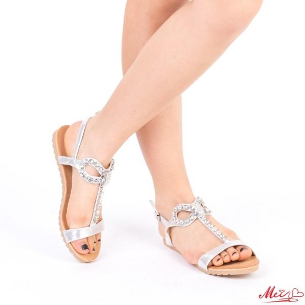 Sandale Dama LM230 Silver Mei