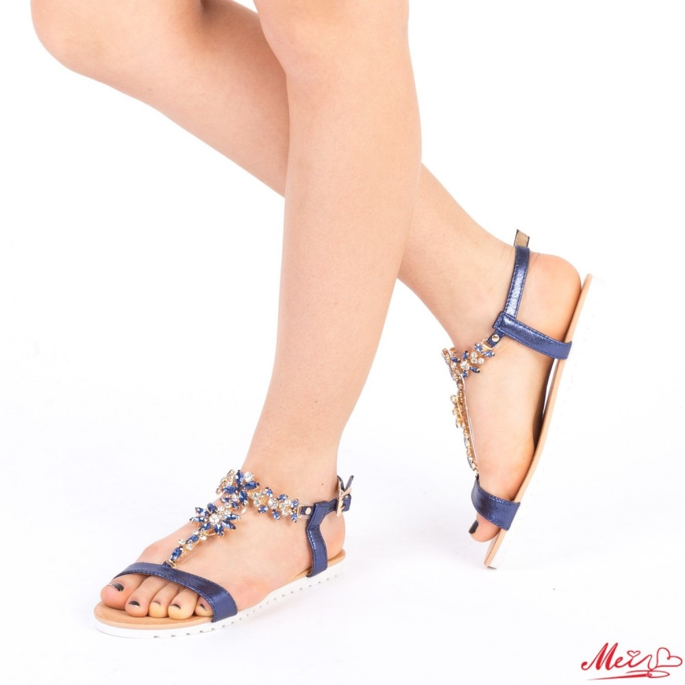 Sandale Dama LM231 Blue Mei