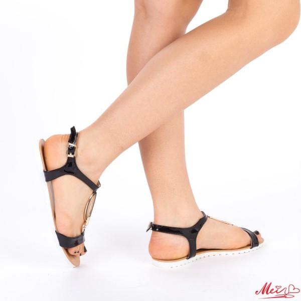 Sandale Dama LM56 Black Mei
