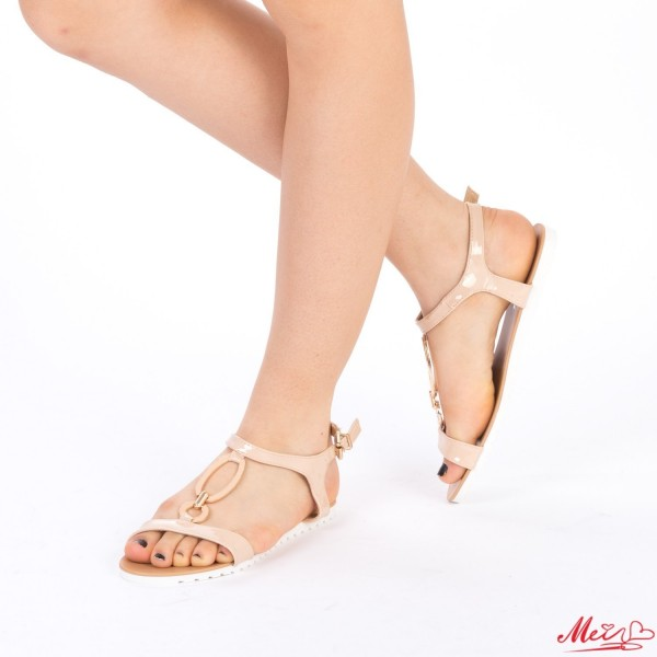 Sandale Dama LM56 Nude Mei