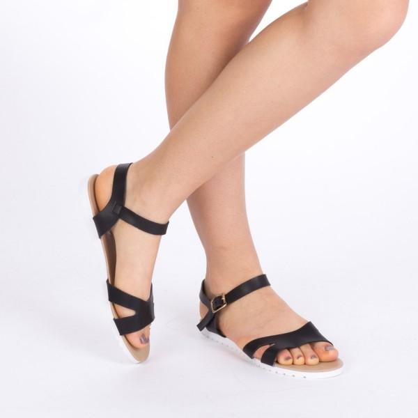 Sandale Dama LS2 Black Mei