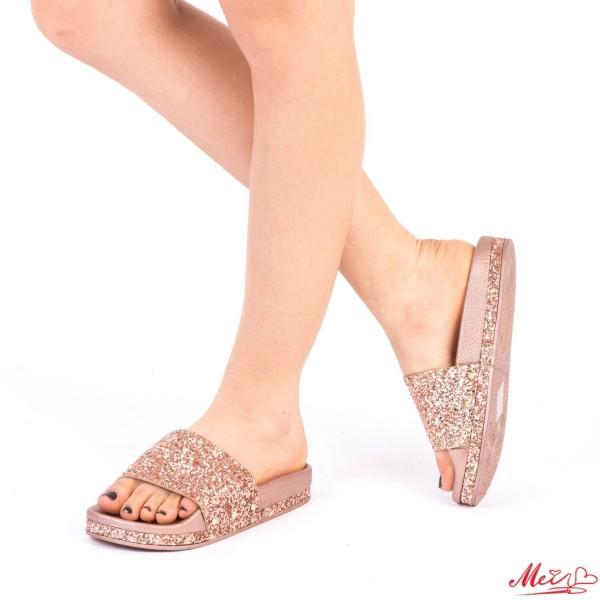 Papuci Dama LS3 Champagne Mei