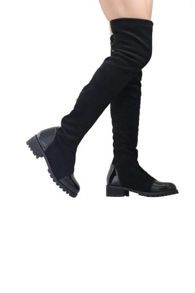 Cizme Dama MX10 Black Mei