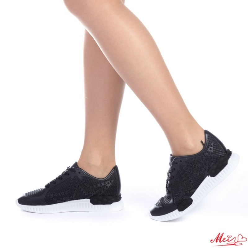 Pantofi Sport Dama N8 Black Mei
