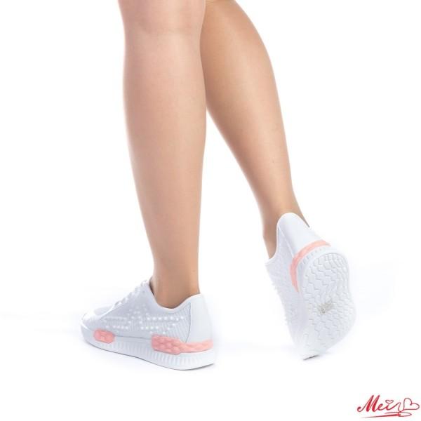 Pantofi Sport Dama N8 White Mei
