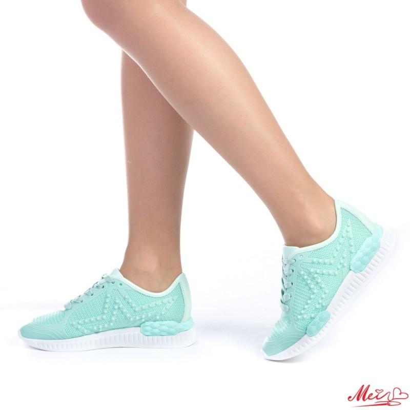 Pantofi Sport Dama N8 Blue Mei