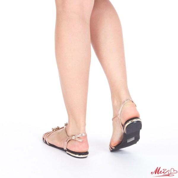 Sandale Dama OL206 Rose Red Mei