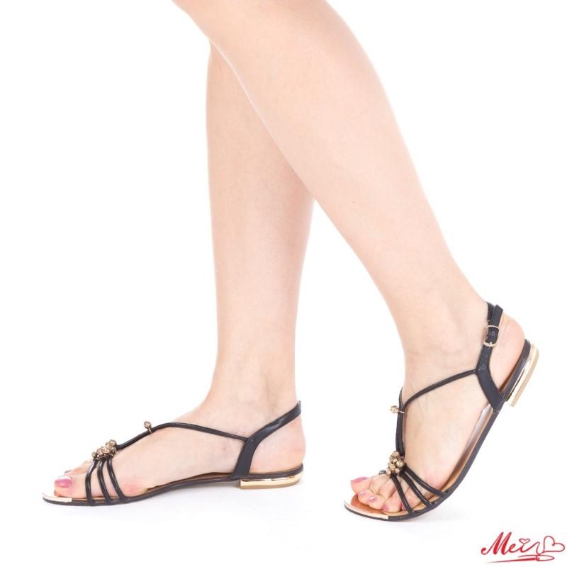 Sandale Dama OLH5 Black Mei
