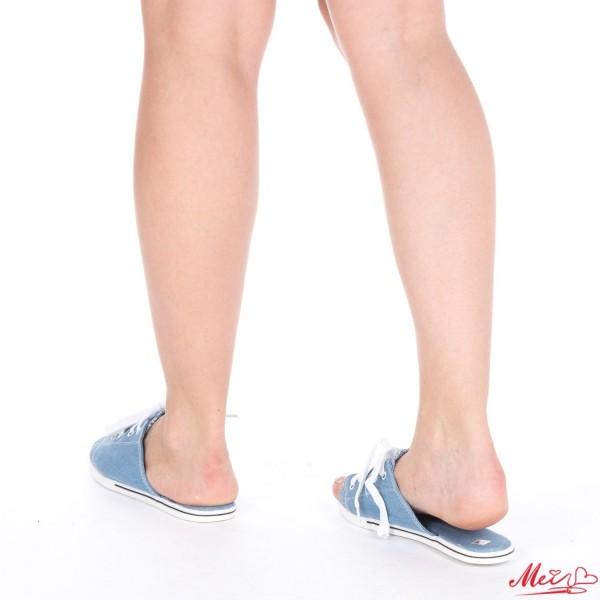 Papuci Dama P05 Blue Mei