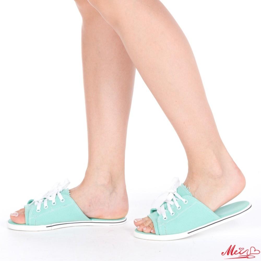 Papuci Dama P05 Green Mei