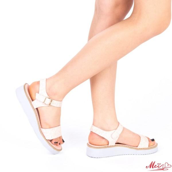 Sandale Dama QZL175 Pink Mei