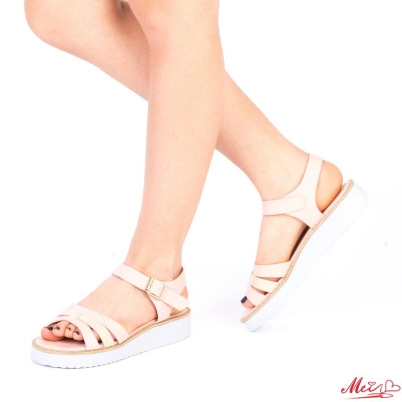 Sandale Dama QZL177 Pink Mei