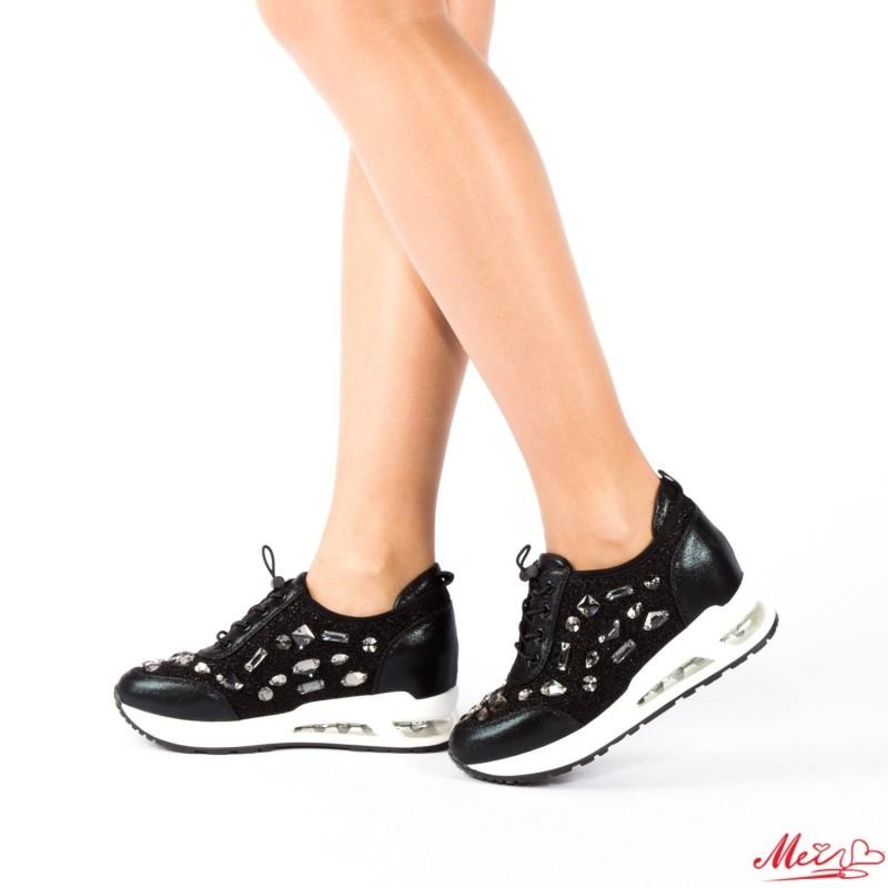 Pantofi Sport Dama SZ73 Black Mei