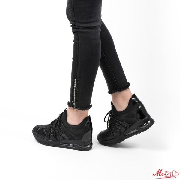 Pantofi Sport Dama SZ85 Black Mei