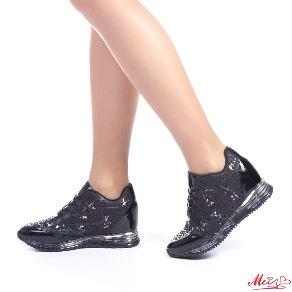Pantofi Sport Dama SZ90 Black Mei