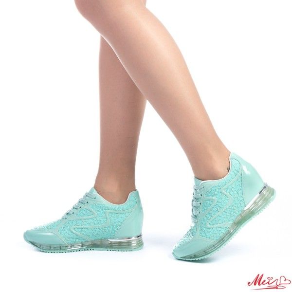Pantofi Sport Dama SZ90 Blue Mei