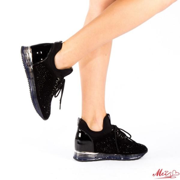 Pantofi Sport Dama SZ93 Black Mei