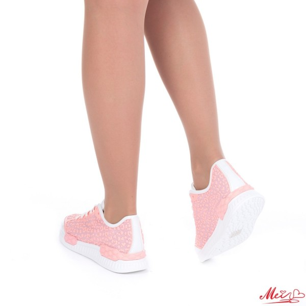 Pantofi Sport Dama SZ96 Pink Mei