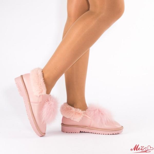 Papuci Dama TJ18 Pink Mei