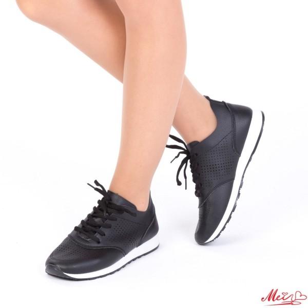 Pantofi Sport Dama W-04# Black Mei
