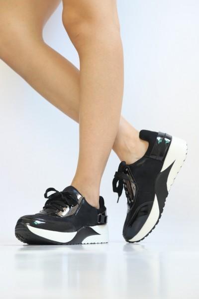 Pantofi Sport Dama WH01 Black Mei