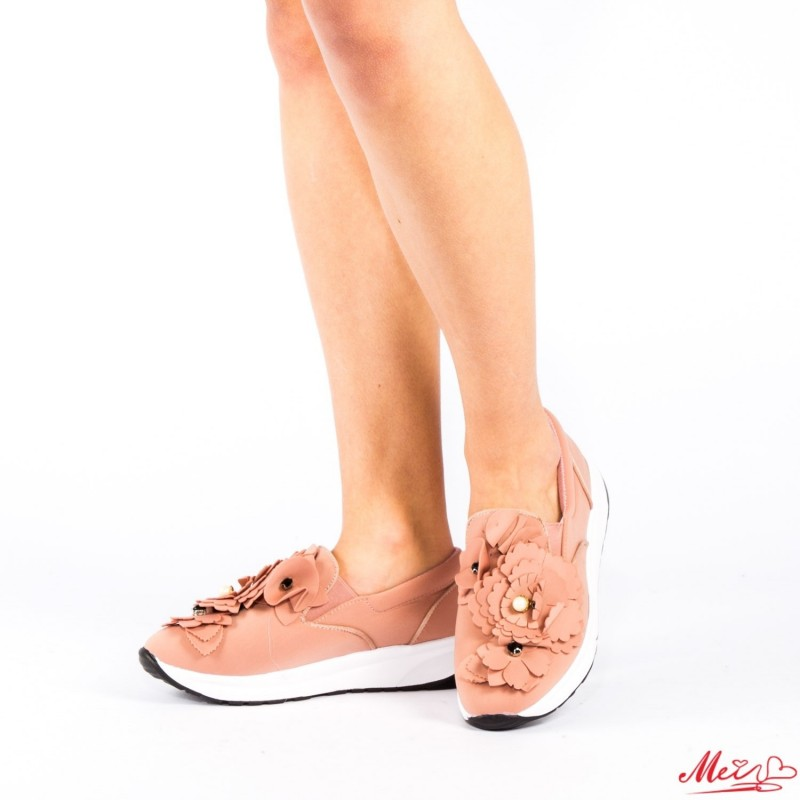 Pantofi Sport Dama WH03 Pink Mei