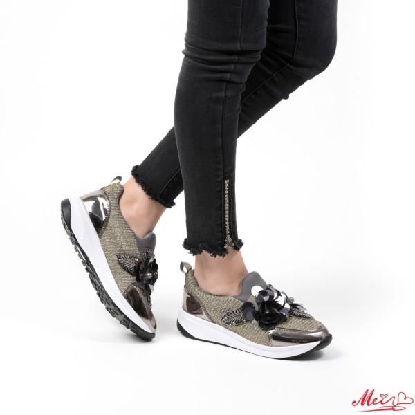 Pantofi Sport Dama WH06 Guncolor Mei
